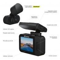 TrueCam M9 GPS 2.5K (s hlášením radarů)