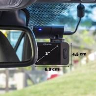 TrueCam M9 GPS 2.5K (s hlásením radarov)
